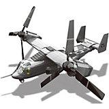 "Конструктор Wange ""Конвертоплан V-22 Osprey"", 593 детали"