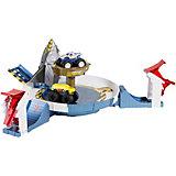 Игровой набор Hot Wheels Monster Trucks Поединок с акулой