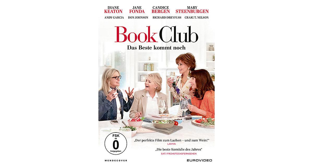 DVD Book Club - Das Beste kommt noch Hörbuch