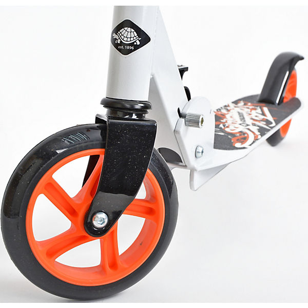 City Scooter RunAbout 145mm Orange