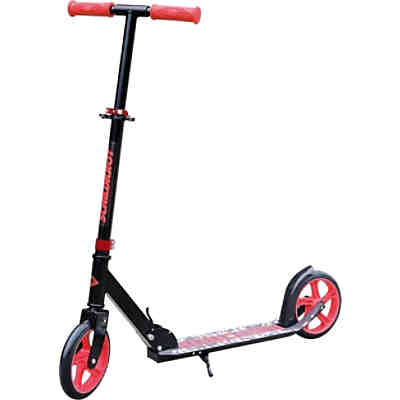 City Scooter Street Artist 200mm Red