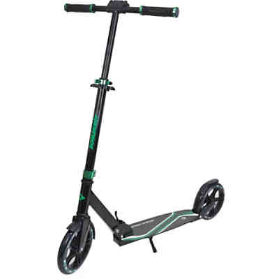City Scooter Street Master 200mm Green