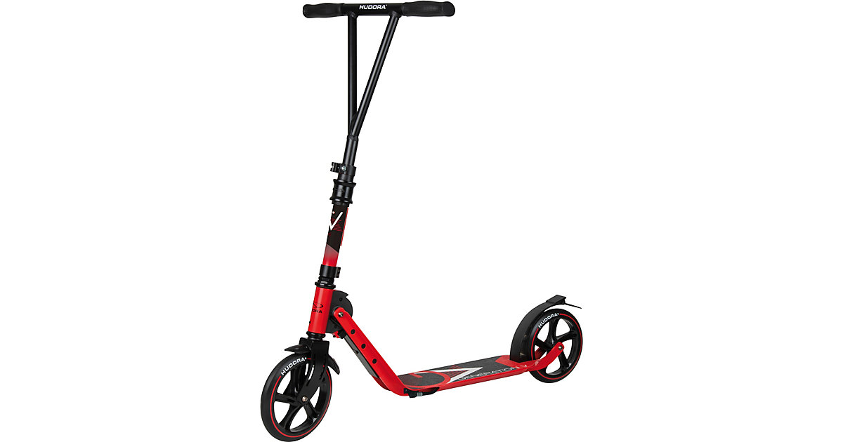 HUDORA · Scooter Big Wheel Generation V 205, rot