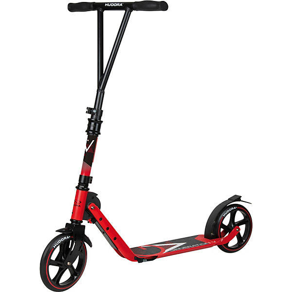 Scooter Big Wheel Generation V 205, rot