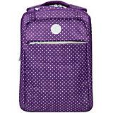 Рюкзак молодежный Grizzly, фиолетовый