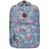 Рюкзак молодежный Grizzly, птицы
