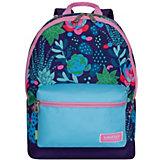 Рюкзак молодежный Grizzly, кактусы