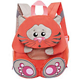 Рюкзак детский Grizzly, кот