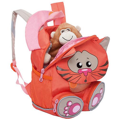Рюкзак детский Grizzly, кот от Grizzly