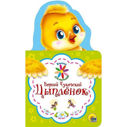"""Книжка для малышей """"Цыплёнок"""", Чуковский К. от Проф-Пресс"""