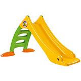 Горка Dohany, средняя, желтая/зеленая