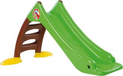 Горка Dohany, средняя, зеленая/коричневая
