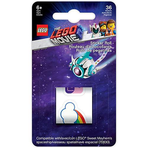 Стикеры LEGO Movie 2 70830: Космический корабль Мими Катавасии, 36 шт от LEGO