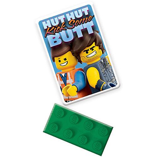 Набор ластиков LEGO Movie 2: Galactic Duo, 2 шт от LEGO