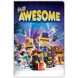 Книга для записей LEGO Movie 2: Epic Space Opera, 96 листов