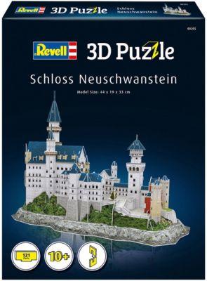 REVELL Puzzle 3D Colosseum 131 Teile 3D Puzzles