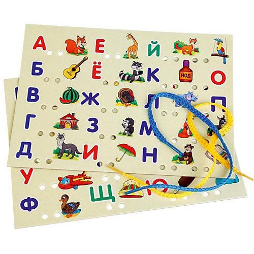 Настольная игра-шнуровка Умка «Азбука. М.А. Жукова» от Умка