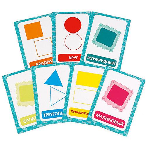 Карточки развивающие Умка «Лунтик. Формы и цвет» от Умка