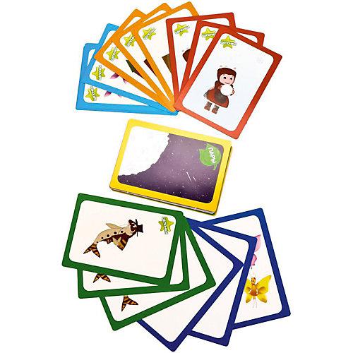 Карточки развивающие Умка «Лунтик. Логические цепочки» от Умка