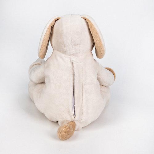 Игрушка для сна Собачка DrЁma BabyDou с белым и розовым шумом, голубой от Drema BabyDou
