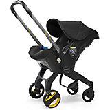 Коляска-автокресло Simple Parenting Doona+, 0-13кг, Nitro Black
