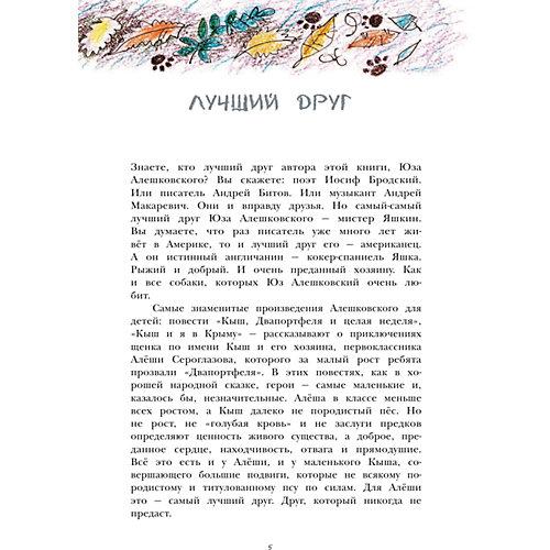 Кыш и Двапортфеля, Алешковский Ю. от Издательство АСТ