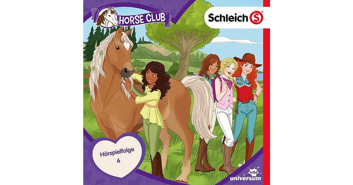 CD Schleich Horse Club 6  - Falsche Wege Hörbuch