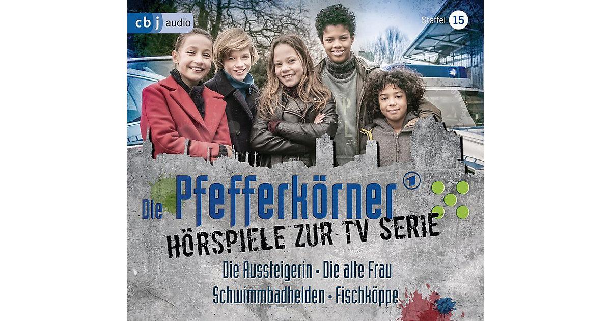 CD Die Pfefferkörner – Hörspiele zur TV Serie (Staffel 15) Hörbuch