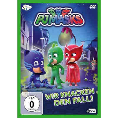 DVD PJ Masks 4 - Wir knacken den Fall