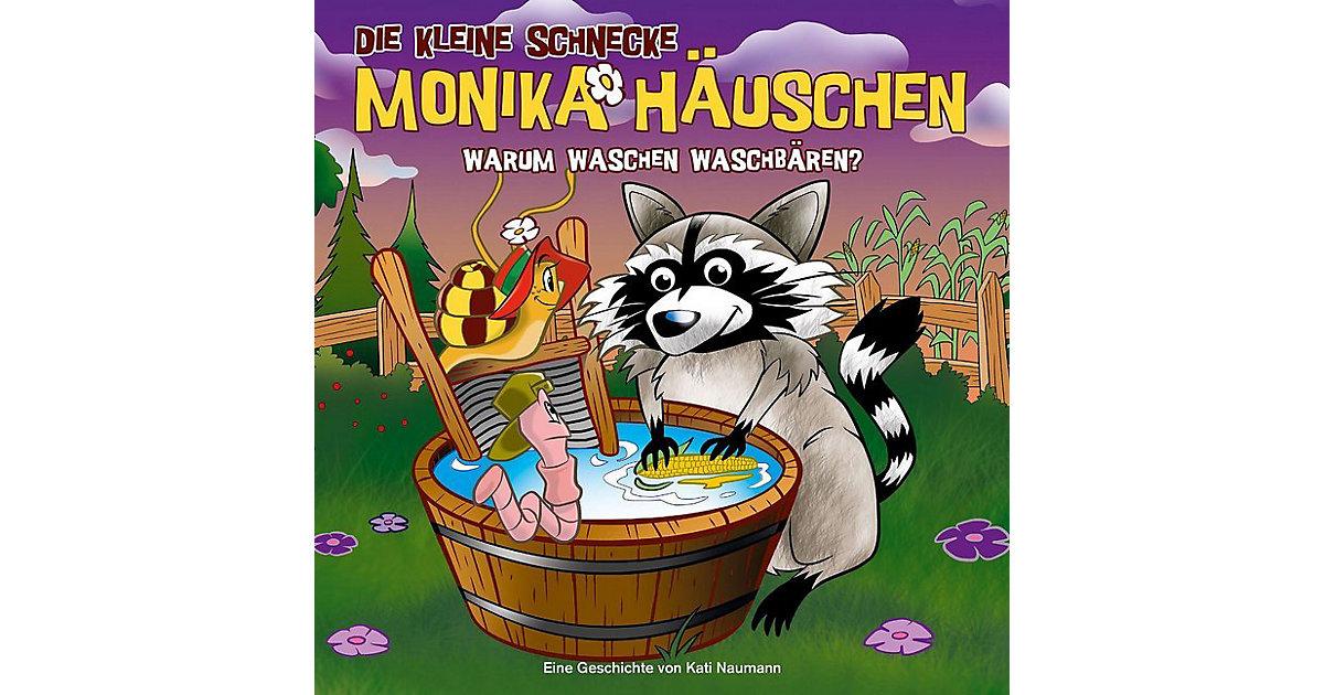 CD Monika Häuschen 53 - Warum waschen Waschbären Hörbuch