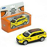 Машина Welly Lada Vesta Sw Cross Sport