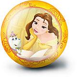 """Мяч ЯиГрушка """"Принцессы"""", желтый"""