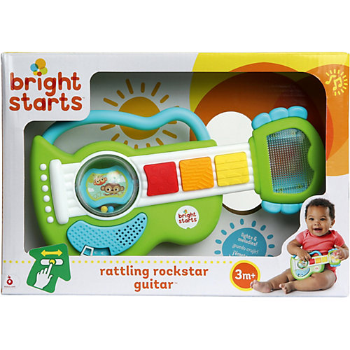 "Гитара с погремушкой Bright Starts ""Рокзвезда"" от Bright Starts"