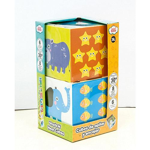 "Развивающая игрушка Little Hero ""Складные кубики"" от Little Hero"