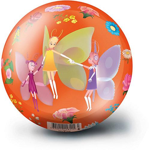 """Мяч ЯиГрушка """"Лунтик"""", оранжевый от ЯиГрушка"""