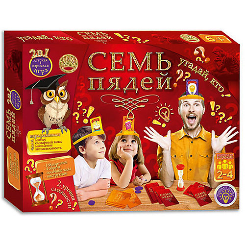 Настольная игра Abtoys Семь пядей от ABtoys