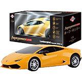 Wincars Lamborghini Huracan LP610-4 на радиоуправлении, желтый