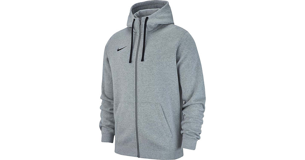 NIKE · Nike Kapuzenjacke Club 19 mit angesagter Kängurutasche AJ1458-010 Sweatjacken Gr. 122/128