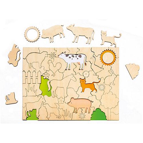 Пазл-раскраска Bradex «Домашние животные» от Bradex