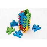 Игровой набор Bradex «Балансирующие человечки», 16 штук