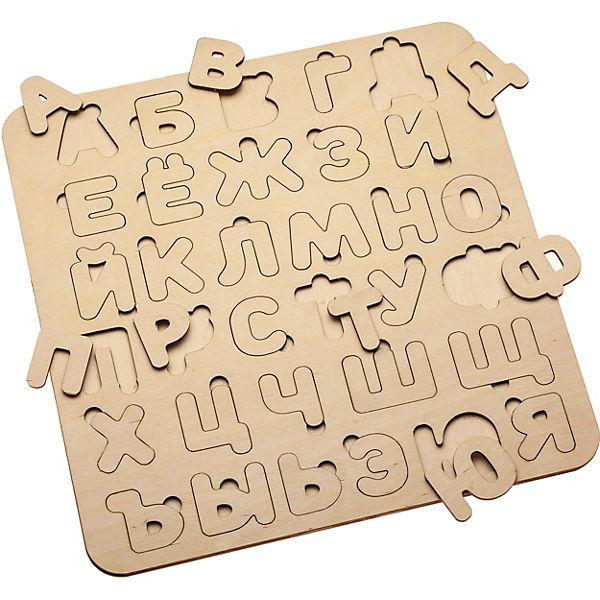 Доска-сортер деревянная Bradex «Азбука»