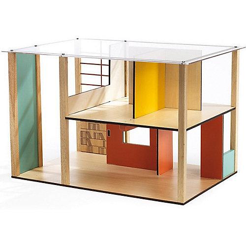 Дом-кубик для кукол DJECO