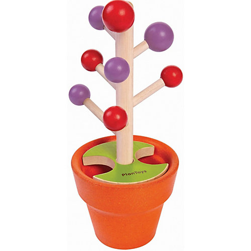 """Развивающая игра Plan Toys """"Собери ягоды"""" от PLANTOYS"""