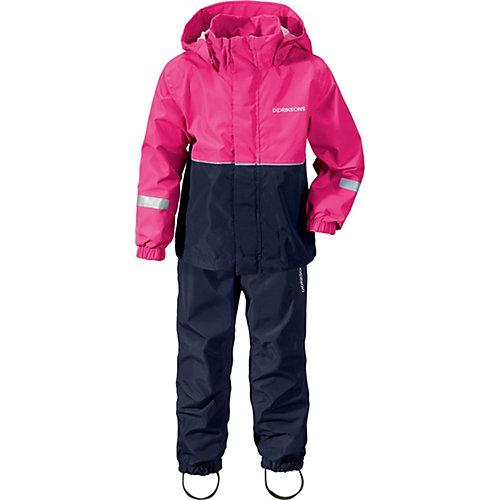 Комплект Didriksons Rusk: куртка и брюки - фуксия от DIDRIKSONS1913