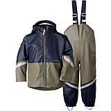 Комплект Didriksons Waterman: куртка и полукомбинезон