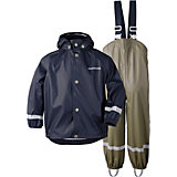 Комплект Didriksons: куртка и полукомбинезон