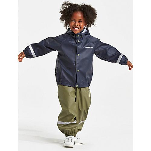 Комплект Didriksons: куртка и полукомбинезон - синий/зеленый от DIDRIKSONS1913