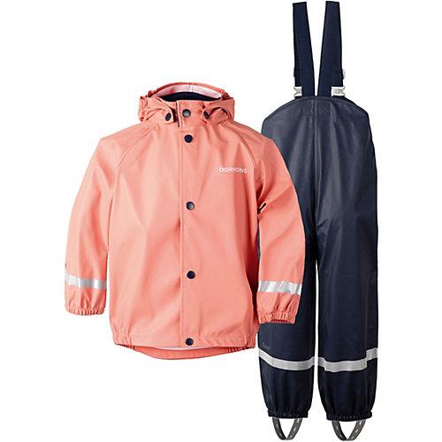 Комплект Didriksons: куртка и полукомбинезон - коралловый от DIDRIKSONS1913