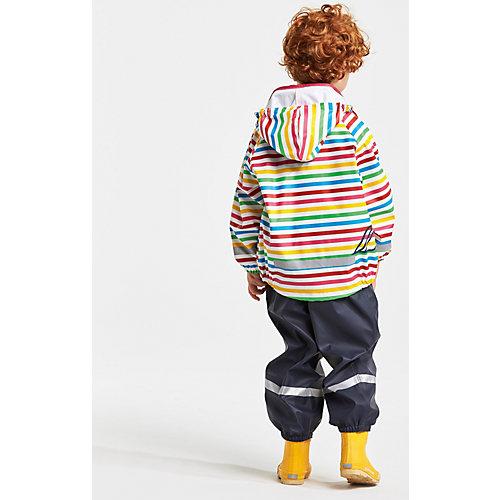 Комплект Didriksons Slaskeman Printed: куртка и полукомбинезон - разноцветный от DIDRIKSONS1913