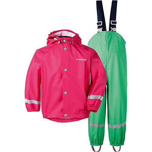 Комплект Didriksons Slaskeman: куртка и полукомбинезон - фуксия от DIDRIKSONS1913